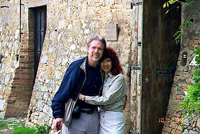 Greg and Nancee San Gimignano
